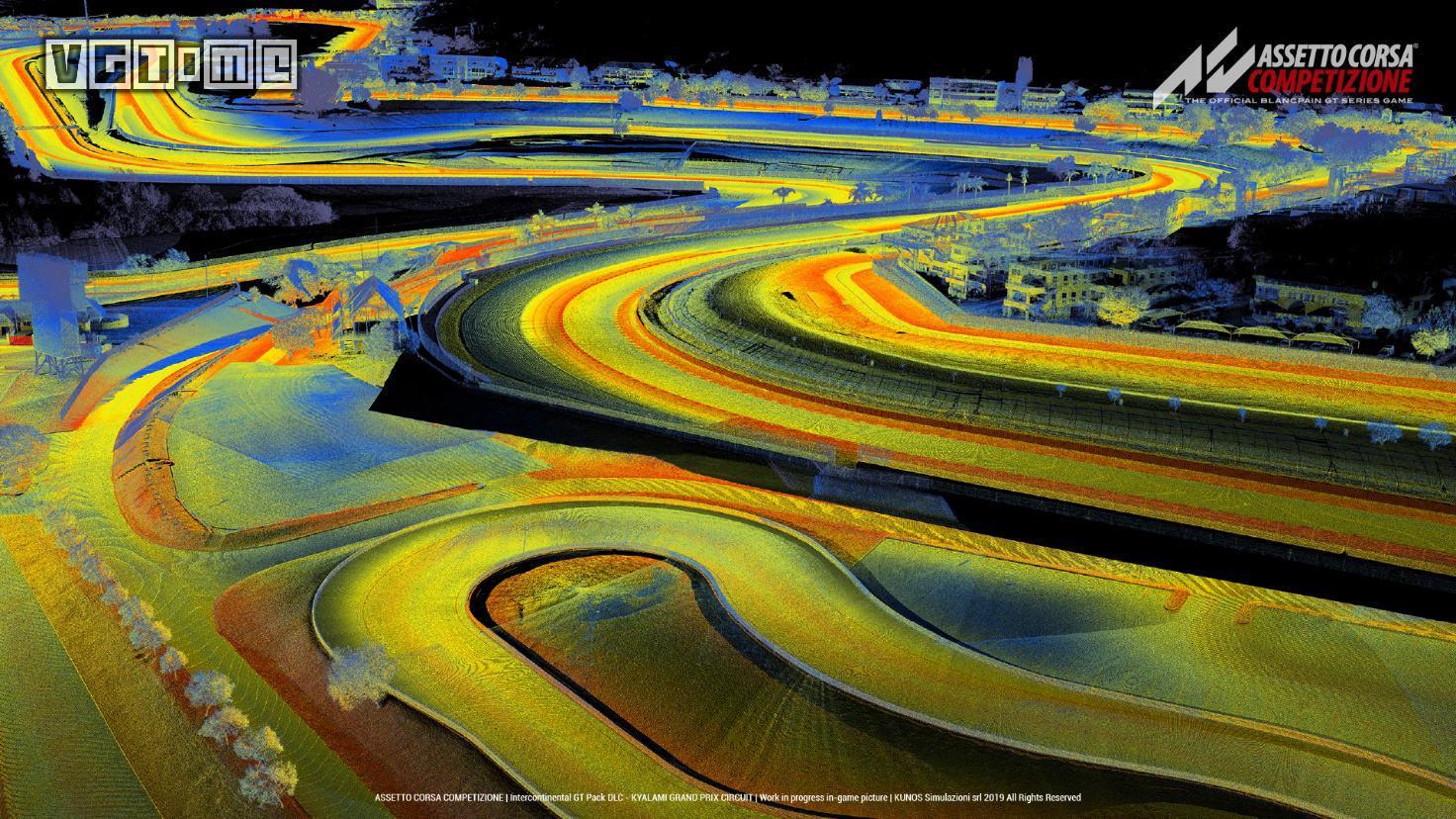 《神力科莎 竞速》洲际GT扩展包公布 提供最极致的赛道还原