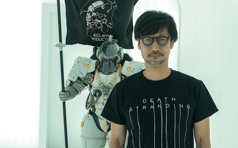 为了搞懂《死亡搁浅》的世界,我们去拜访了小岛秀夫