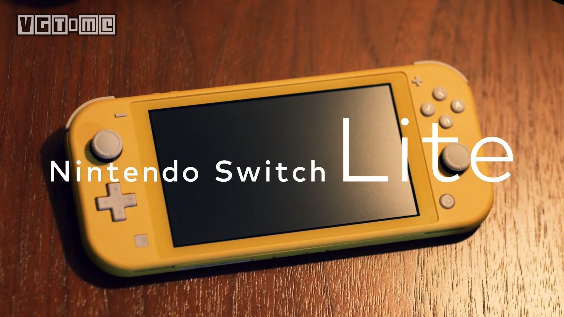 任天堂Switch Lite日本三天销量达11万台