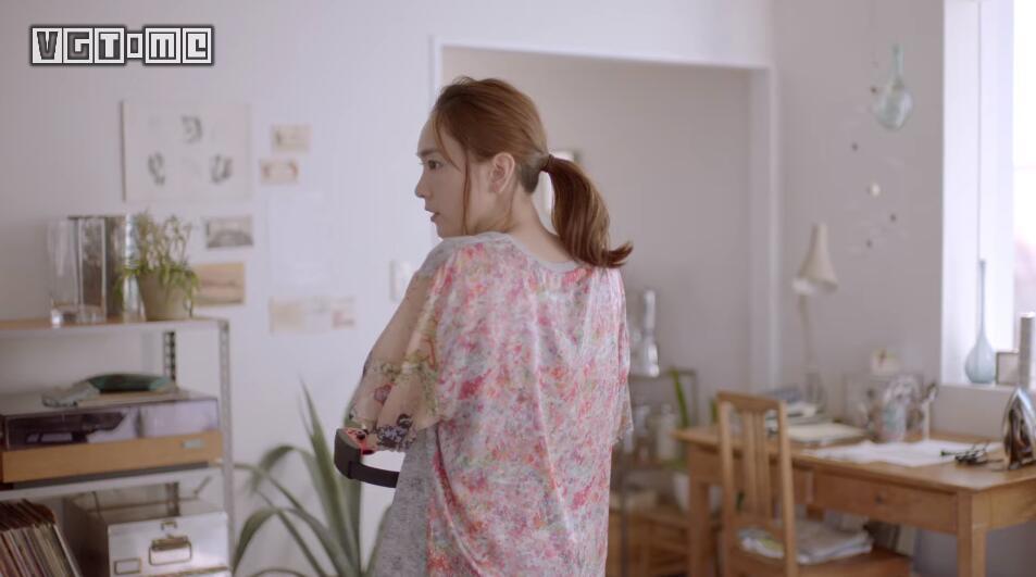 新垣结衣主演的《健身环大冒险》广告更新啦!