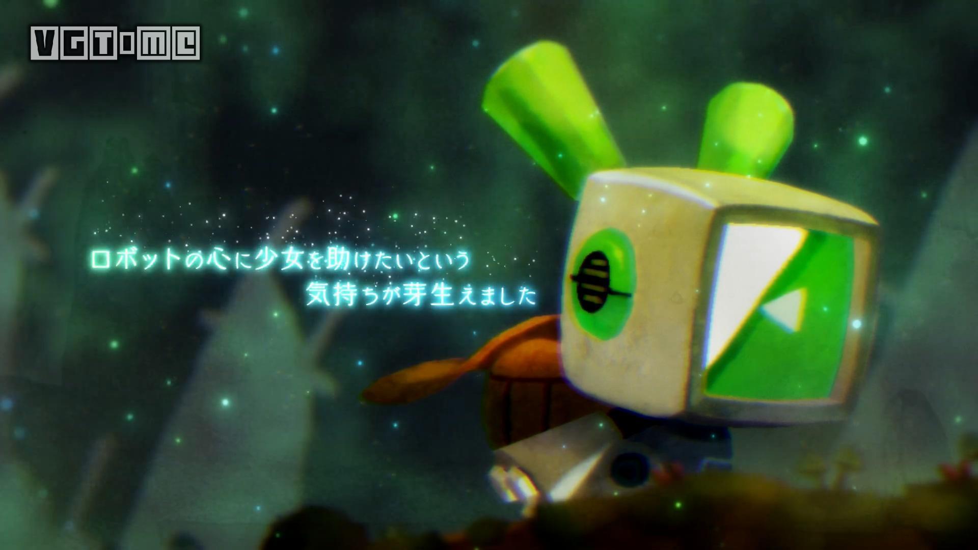 日本一新作《void tRrLM(); //ボイド・テラリウム》公布,饲养箱中少女