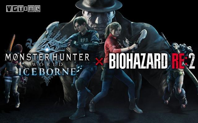 《怪物猎人 世界:冰原》x《生化危机2 重制版》联动详情公开