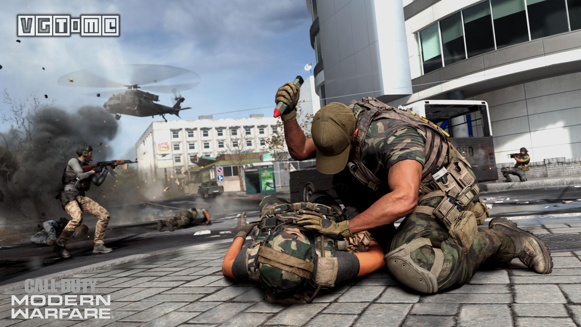 《使命召唤 现代战争》「特种作战」详情公布 三大模式合作玩爆