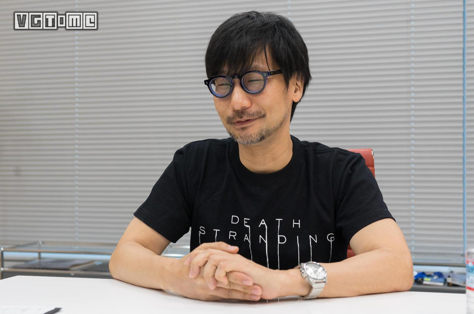 小岛秀夫:因为人与人的「联系」才能继续开发游戏,对Konami心存感激