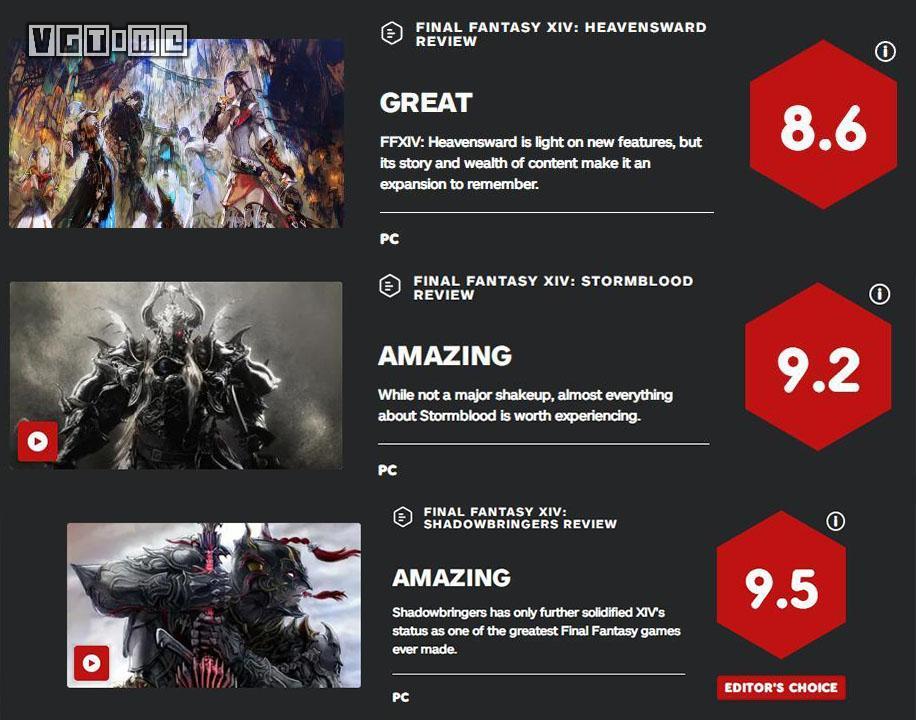 《最终幻想14》国服5.0试玩:细节之处见成败