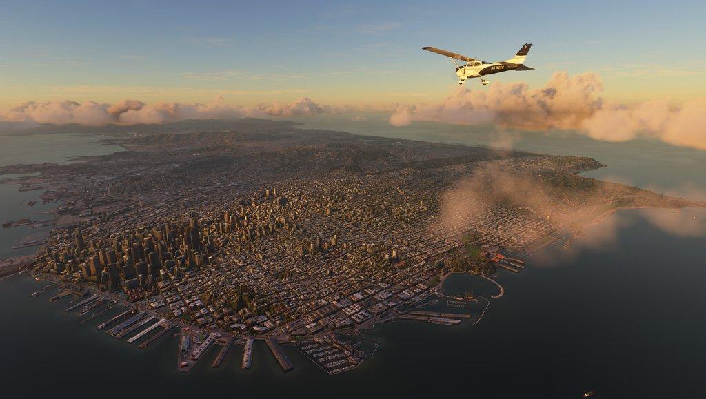 《微软模拟飞行》将支持VR 但不能保证首发就有