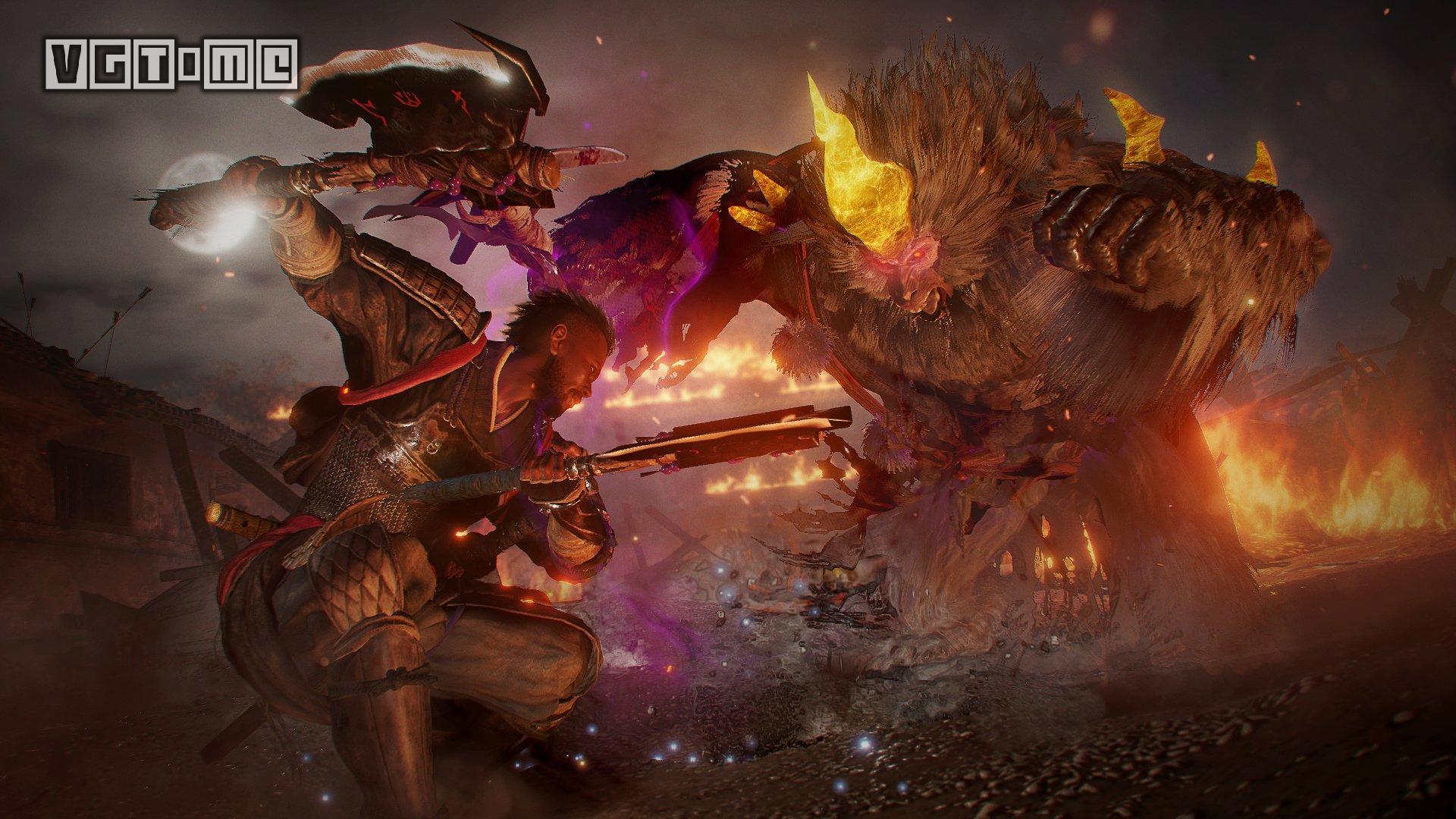 《仁王2》「妖」属性武器情报公布