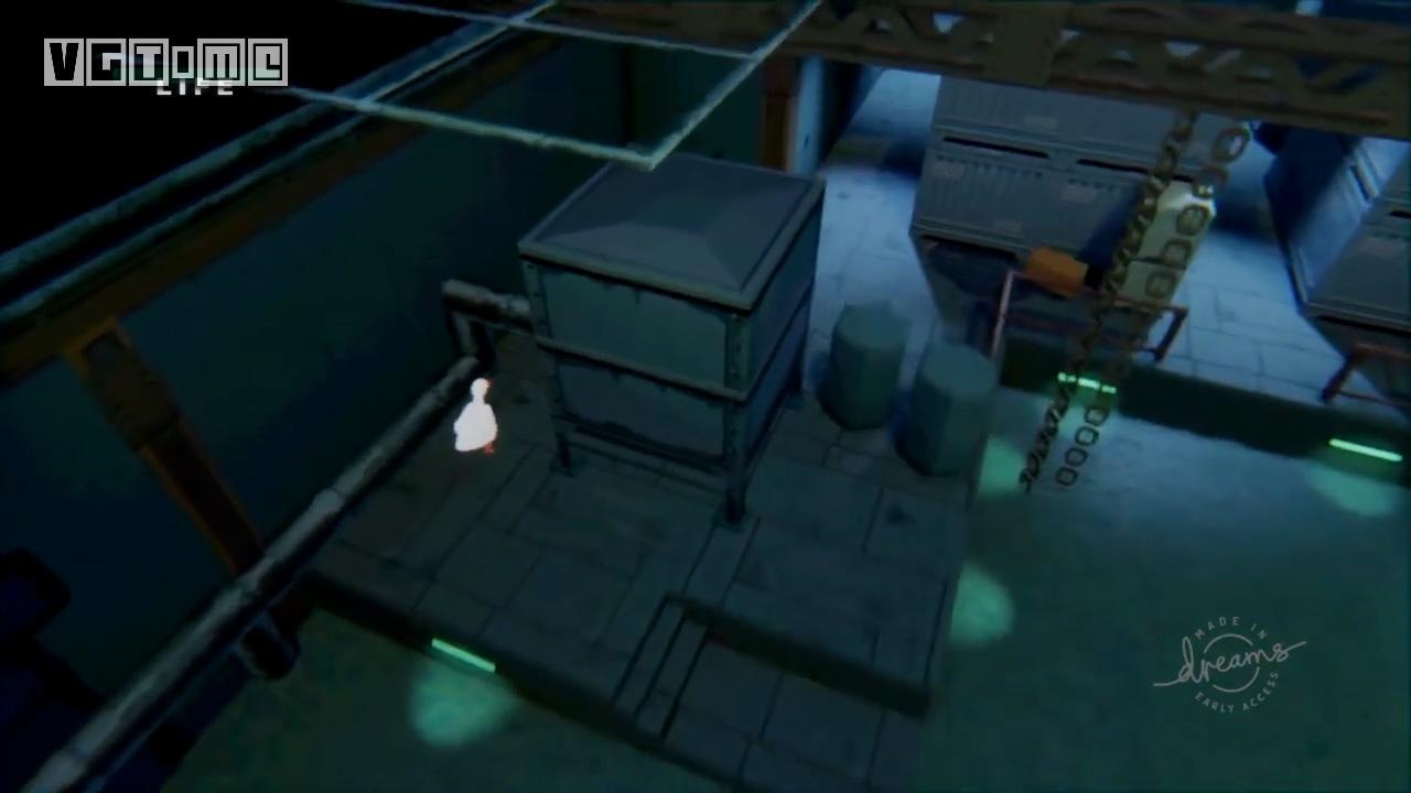 Espionage stealth game
