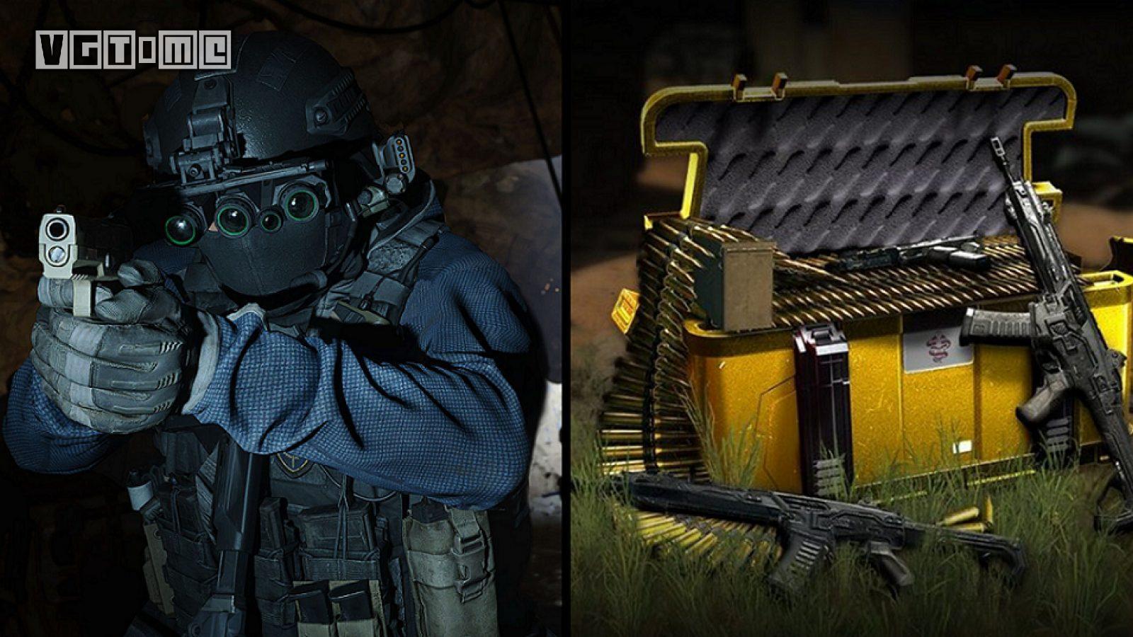 官方确认《使命召唤 现代战争》将不会有开箱系统