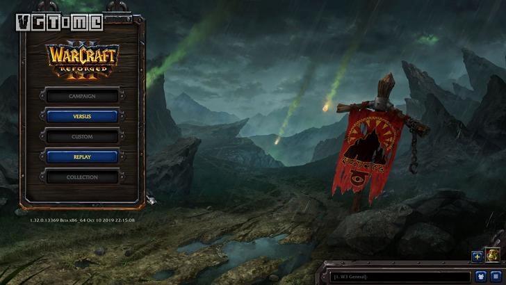 《魔兽争霸3 重制版》内测版大量截图与模型放出