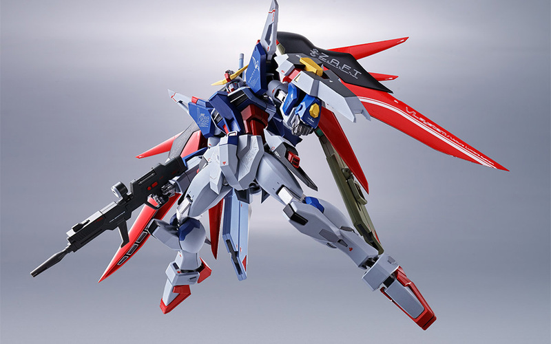 體現理想的真紅之翼:METAL ROBOT魂命運高達簡評