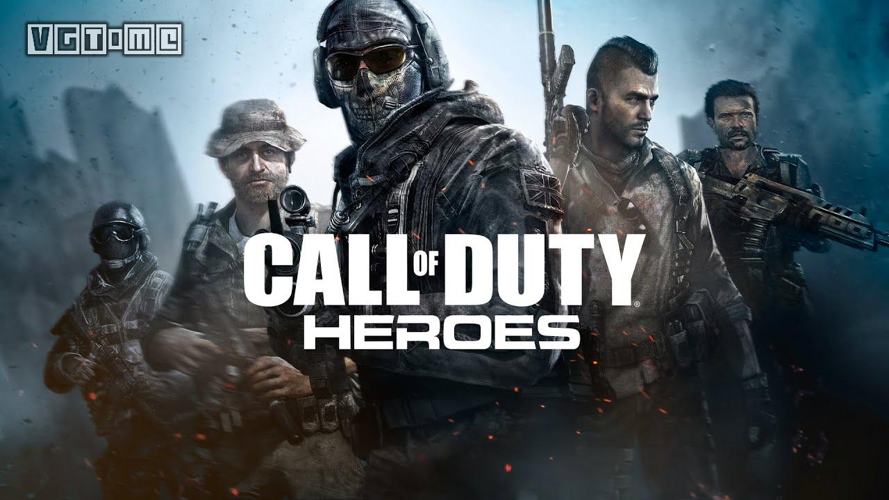 Download the call of duty mobile game for the first week, a choice for portability