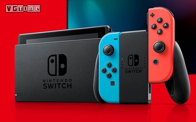 任天堂宣布Switch北美累计销量破1500万台
