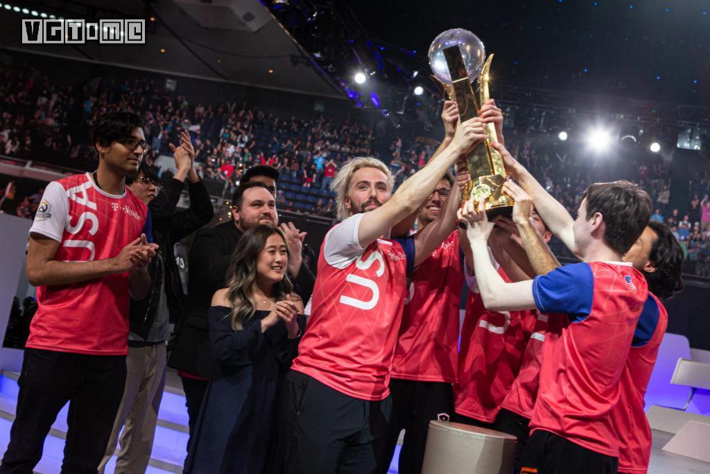闪耀的征程 中国代表队取得守望先锋世界杯亚军