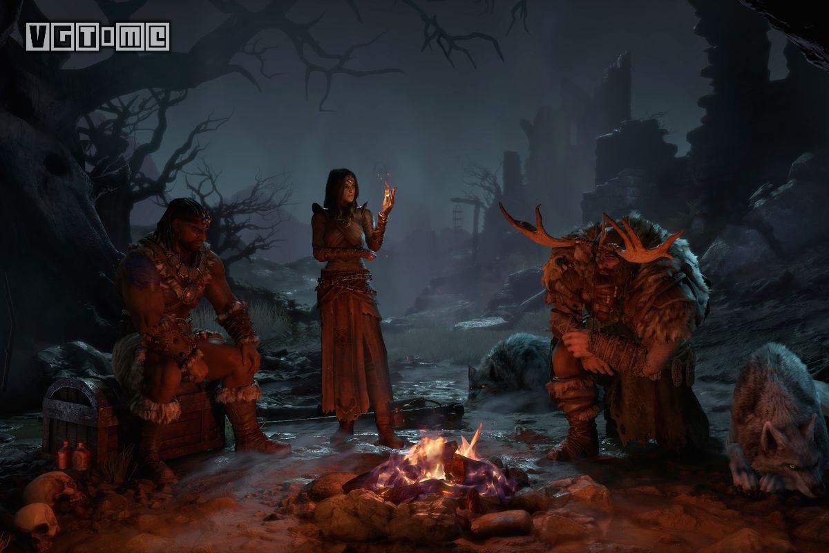开发者:《暗黑破坏神4》受到了伊藤润二的影响