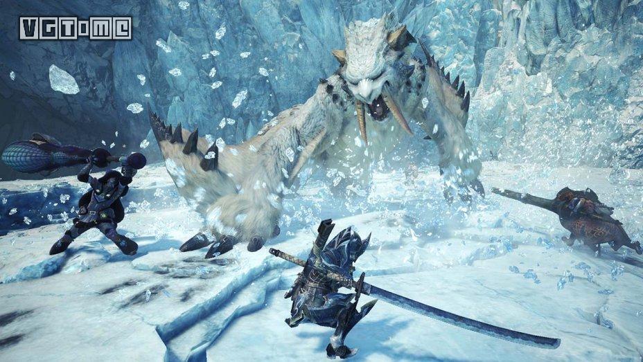 《怪物猎人 世界:冰原世纪》11.50更新内容公布
