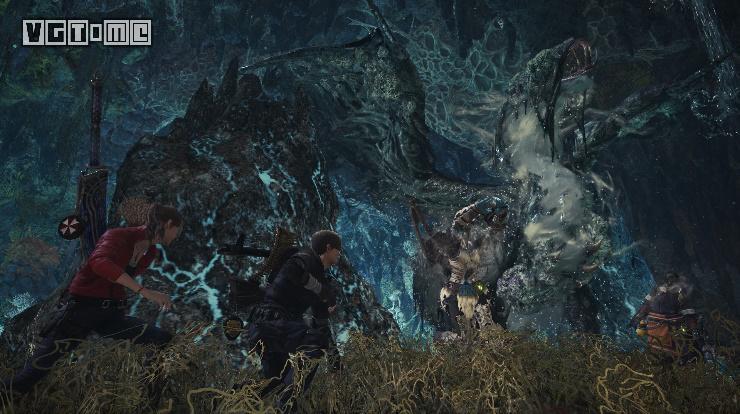 《怪物猎人 世界:冰原世纪》x《生化危机2 重制版》联动活动详情公布