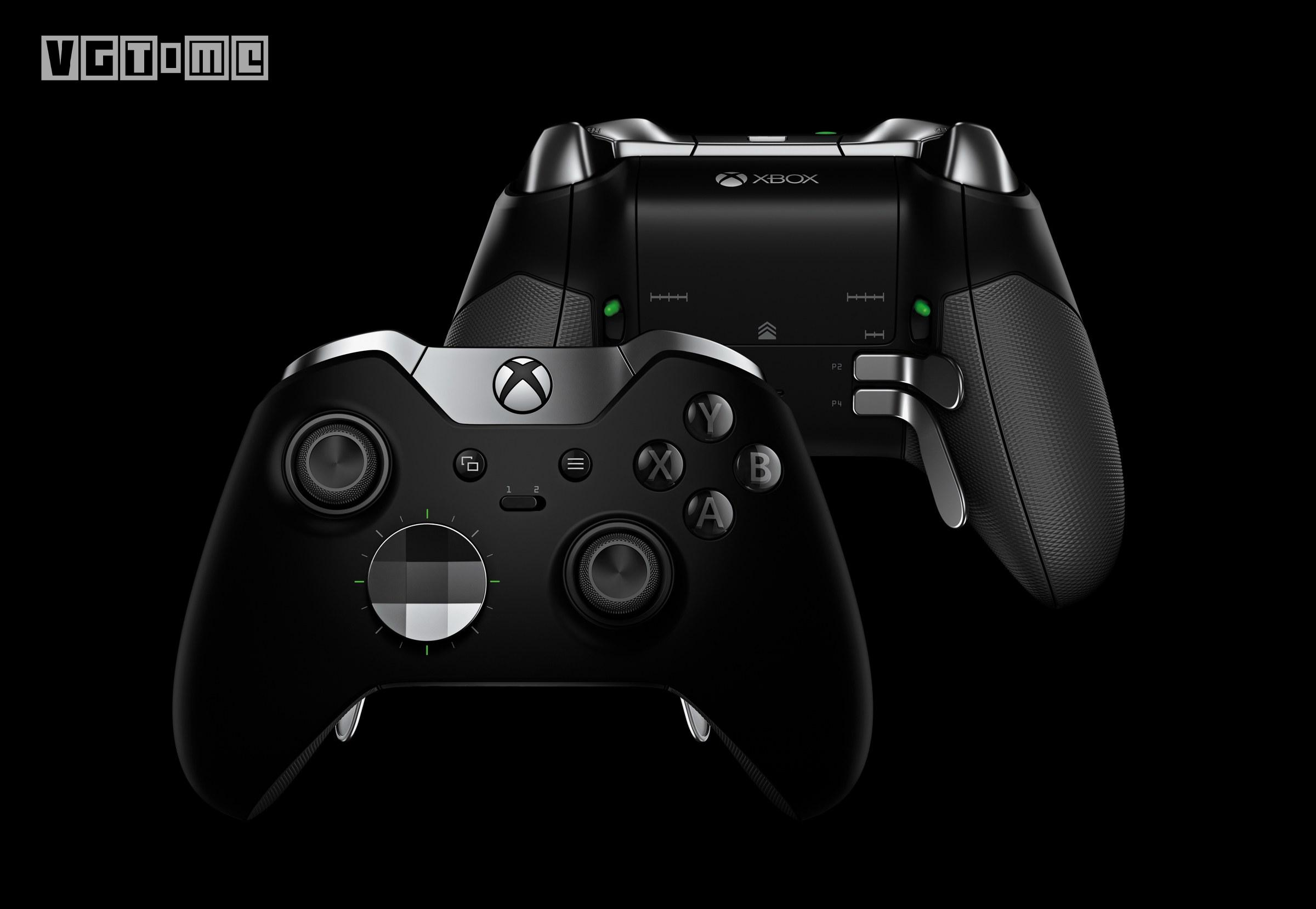 Xbox精英手柄二代:至臻完美之路