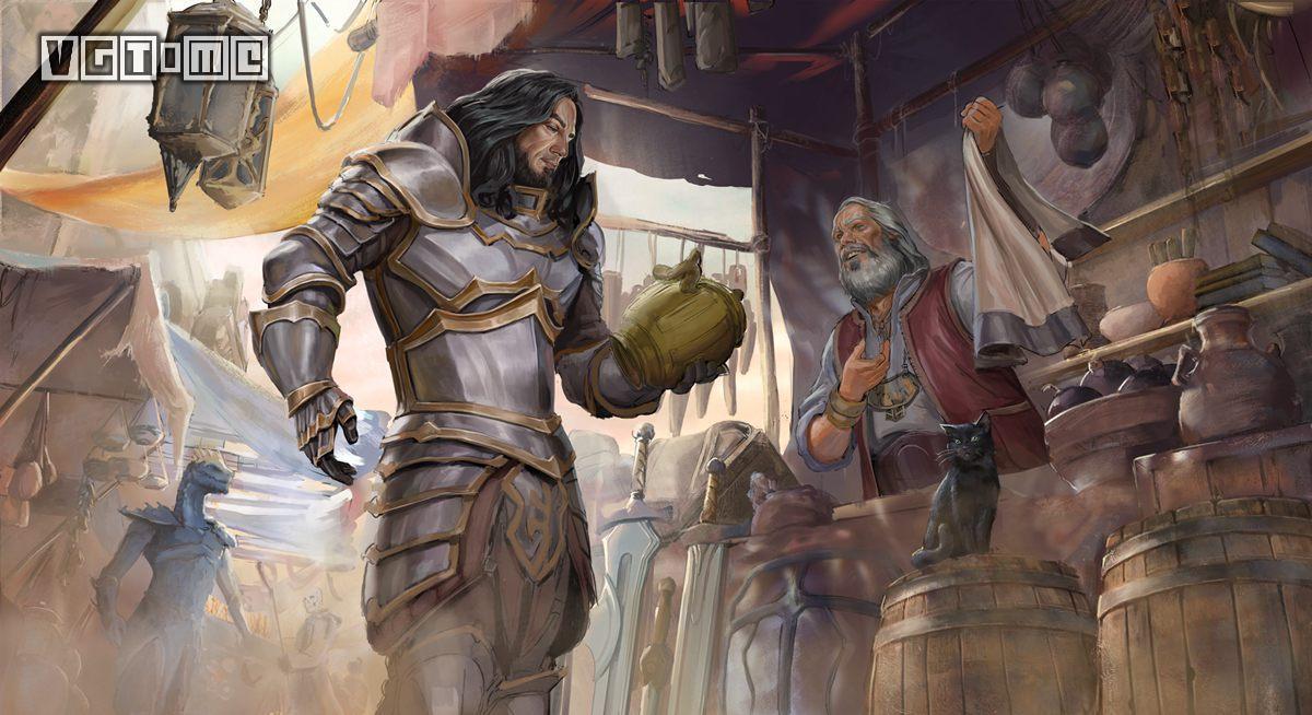 《神界:原罪2》免费DLC第三弹「秩序与魔法」推出