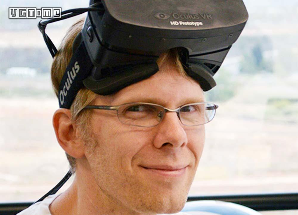 约翰·卡马克获VR终生成就奖,但他对VR现状并不满意