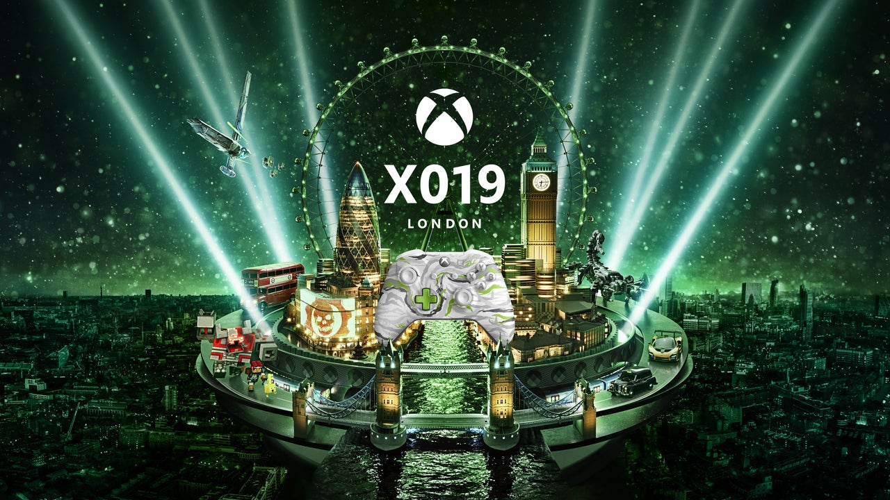 X019发布会消息汇总:XGP的盛宴,玩家们的狂欢