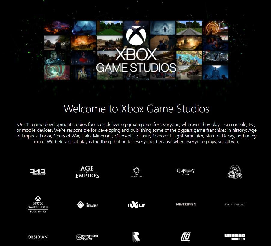 Xbox未来还会收购betway官网手机版工作室,对亚洲地区非常感兴趣