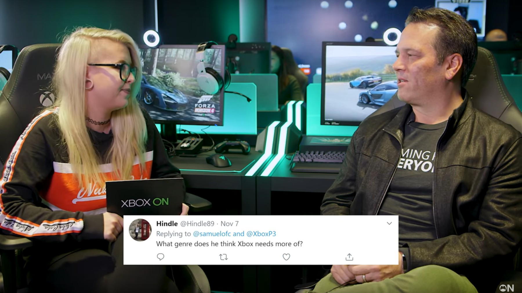 Phil Spencer: Xbox will focus on the development of RPG type works in the future
