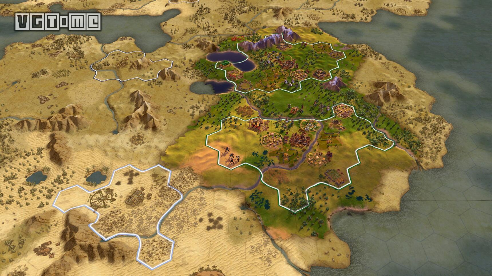 Can't you buy it? PS4 / Xbox one version of civilization 6