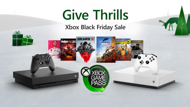 Xbox black five is on sale, and hot works are on sale in recent years