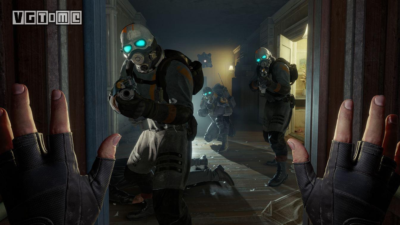 数据显示多数Steam玩家配置不够玩《半衰期:爱莉克斯》