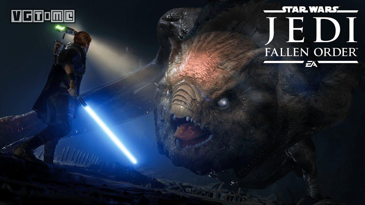 EA表示《星球大战 绝地:陨落的武士团》卖座又叫好