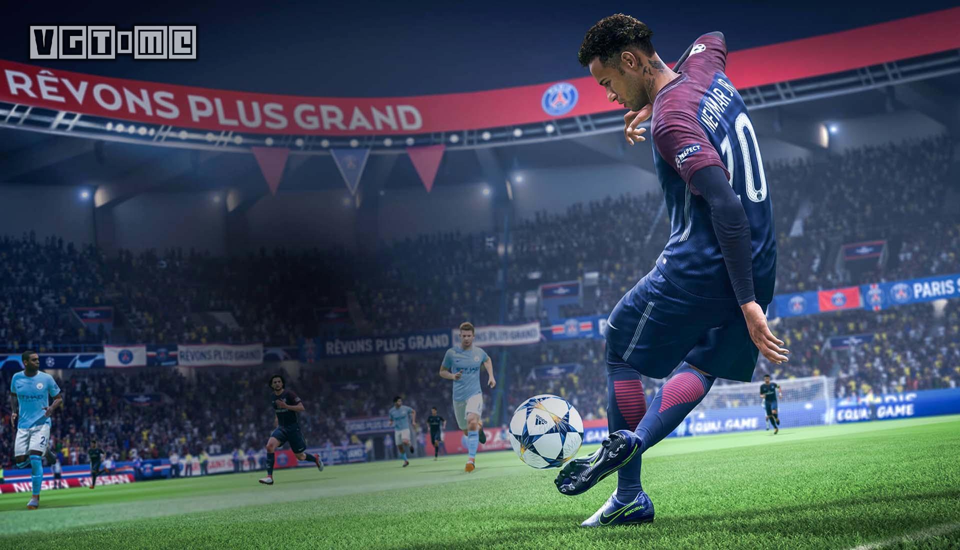 英国游戏周销量:《FIFA 20》登顶黑五促销周