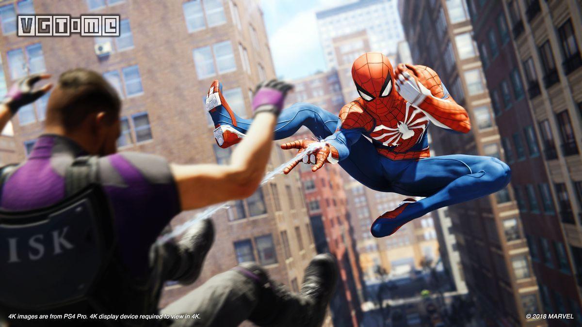 传闻:《漫威蜘蛛侠2》将在2021年登陆PS5