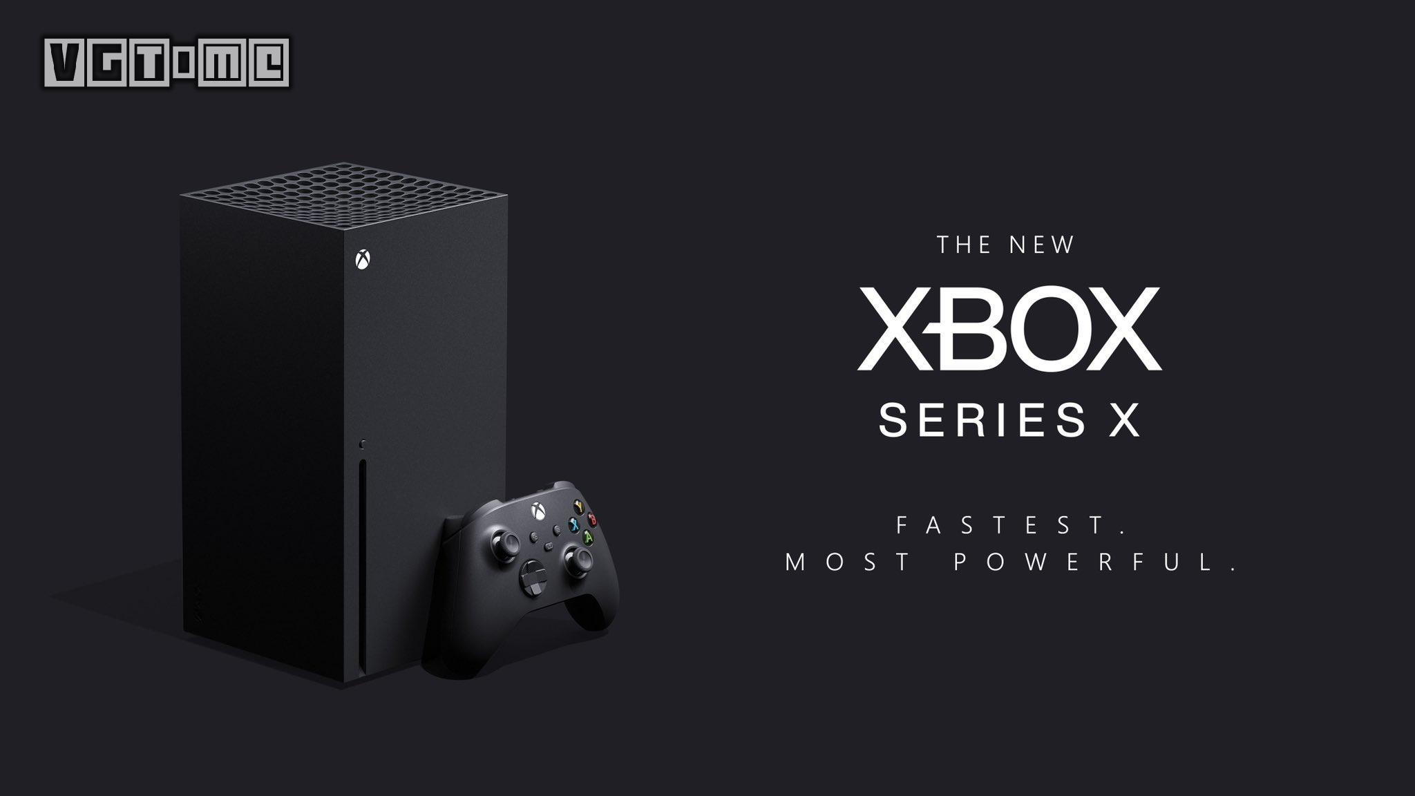 Xbox次世代主機與沙雕網友的腦洞