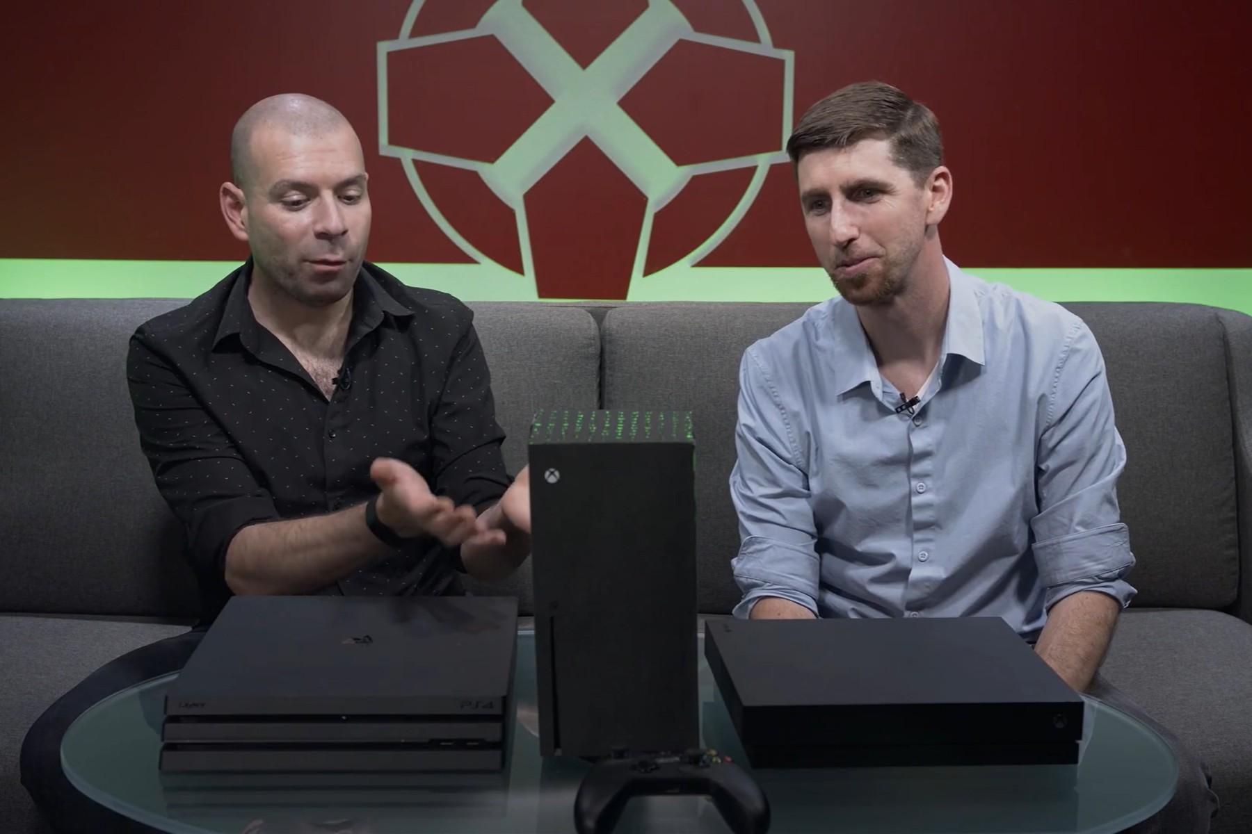立方體造型的Xbox Series X有多大?來看看外媒的對比