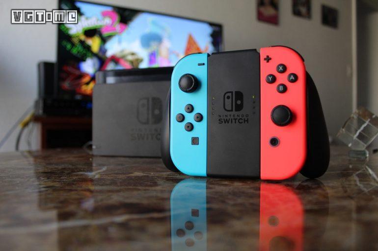 任天堂Switch被法國消費者協會評為年度最脆弱產品