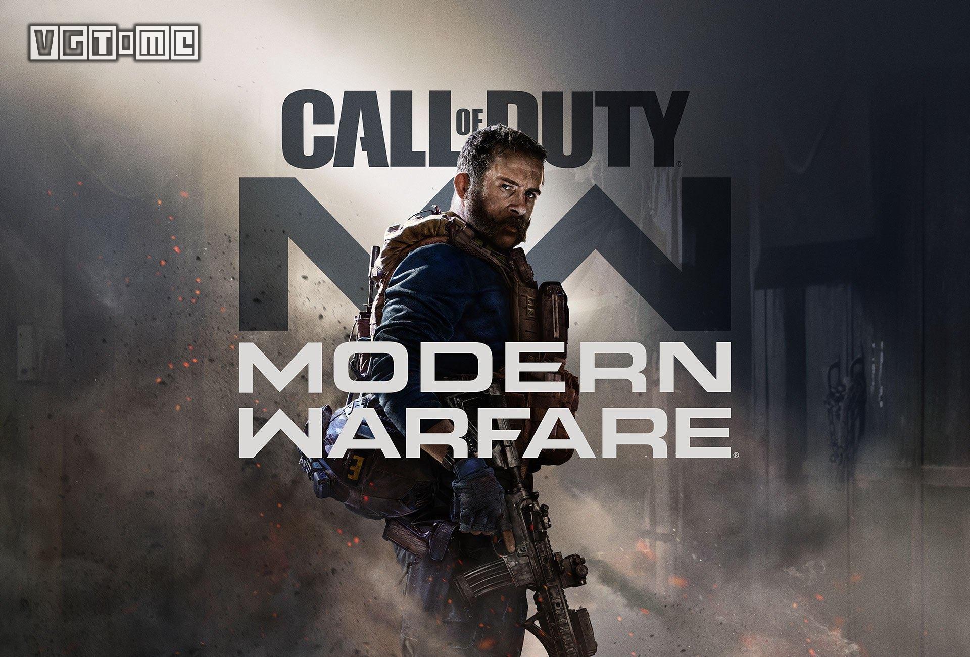 英國游戲周銷量:《使命召喚 現代戰爭》拿下最后一周榜首