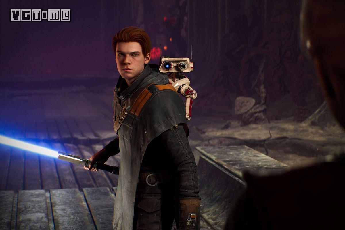 卢卡斯影业最初希望《绝地陨落》是一款关于爆能枪的游戏