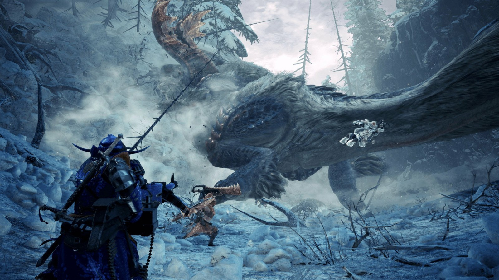 PC版《怪物猎人 世界:冰原世纪》出现存档丢失问题,Capcom正在调查