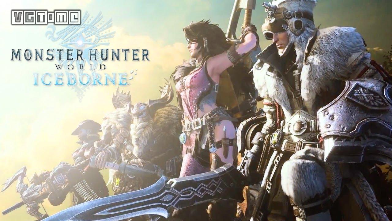 Steam销量周榜:《怪物猎人 世界:冰原世纪》占据前二