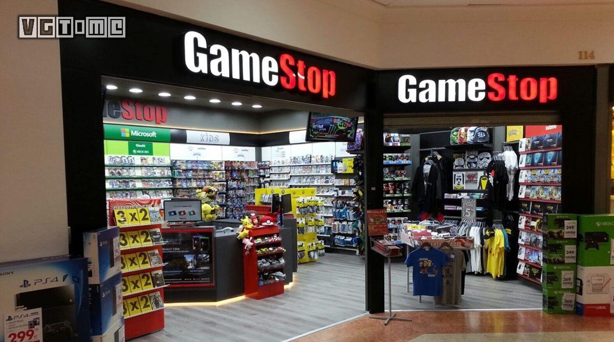 次世代主机的消息令零售商GameStop圣诞购物季销售额下降