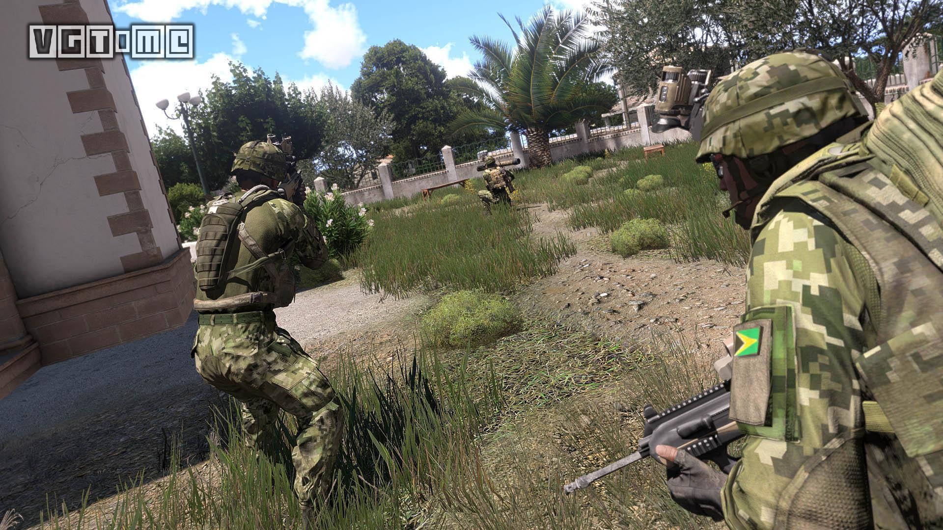Steam《武装突袭3》开启免费试玩 1月20日截止