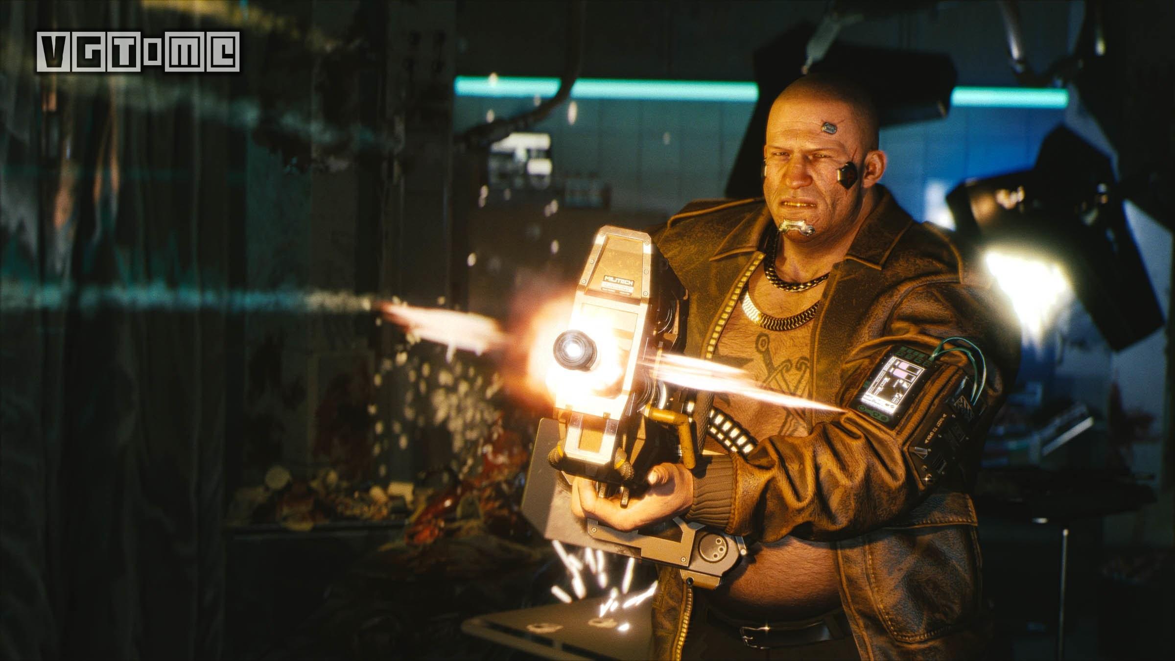 CDPR:《赛博朋克2077》的战场仍是本世代主机