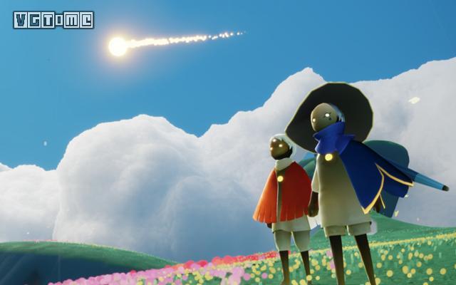 陈星汉:《Sky光·遇》将登陆主机 支持跨平台游玩