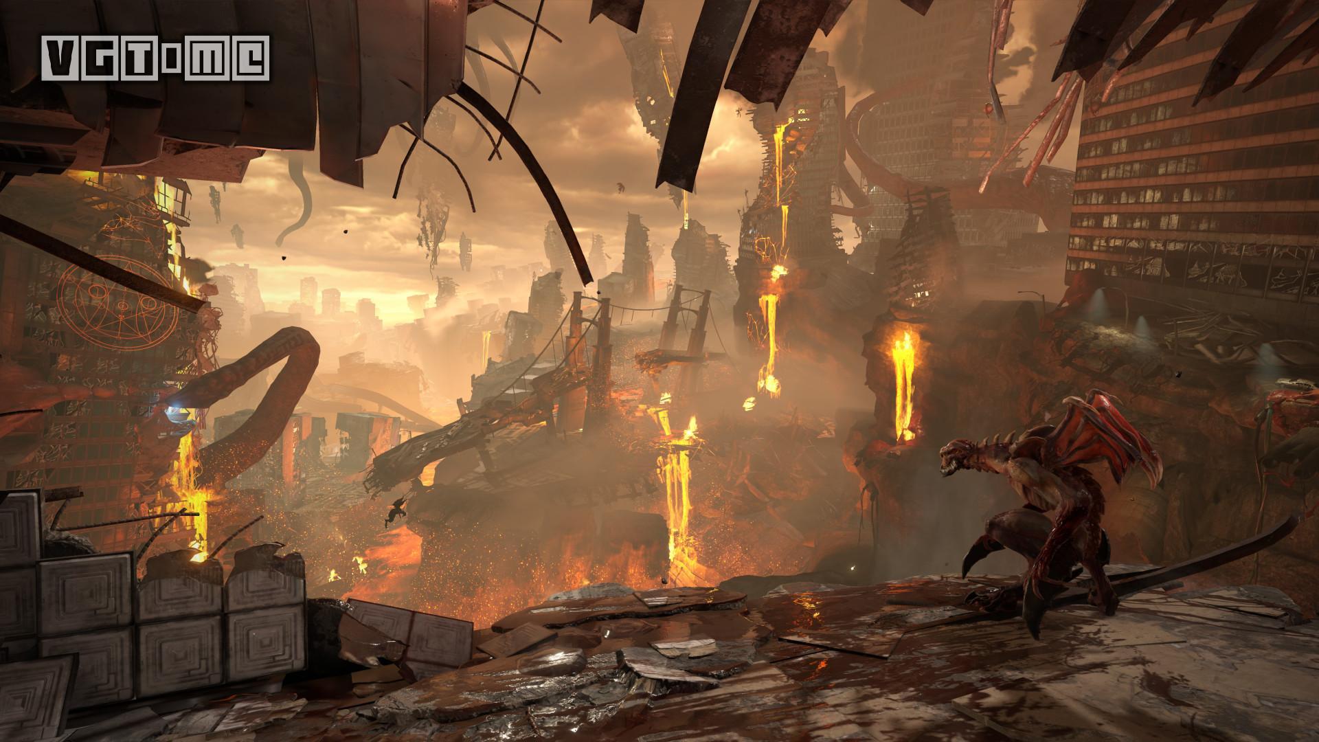 毁灭战士3不能玩_《毁灭战士 永恒》新实机演示公开,流程将是前作的两倍 - vgtime.com