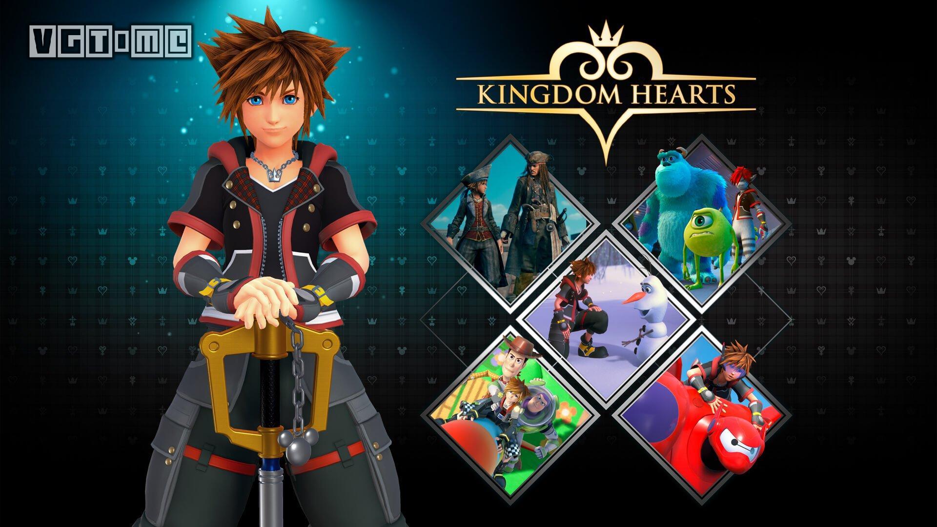 野村哲也:《王国之心3》将不推出后续DLC,系列新作将公布