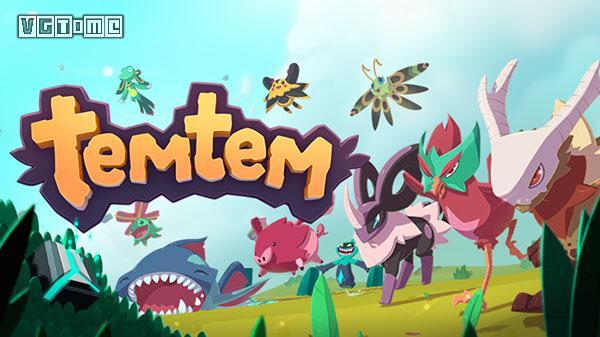 Steam銷量周榜:類寶可夢游戲《Temtem》第一