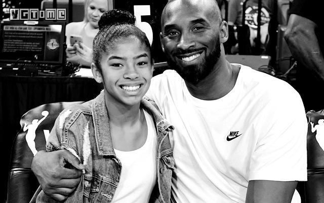 篮球巨星科比·布莱恩特及其女儿吉安娜·布莱恩特因故去世