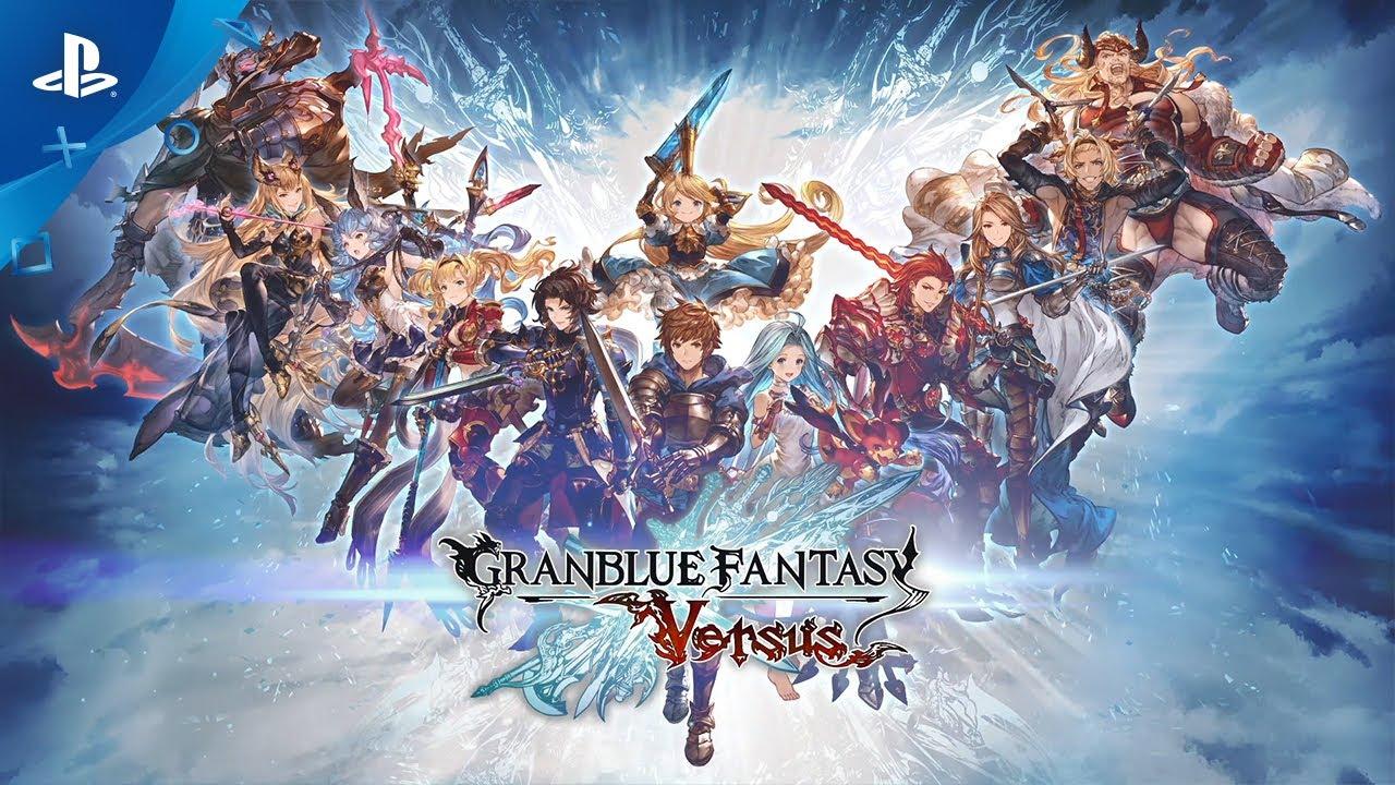 《碧蓝幻想Versus》今日发售 角色季票&色彩组合包同步上架