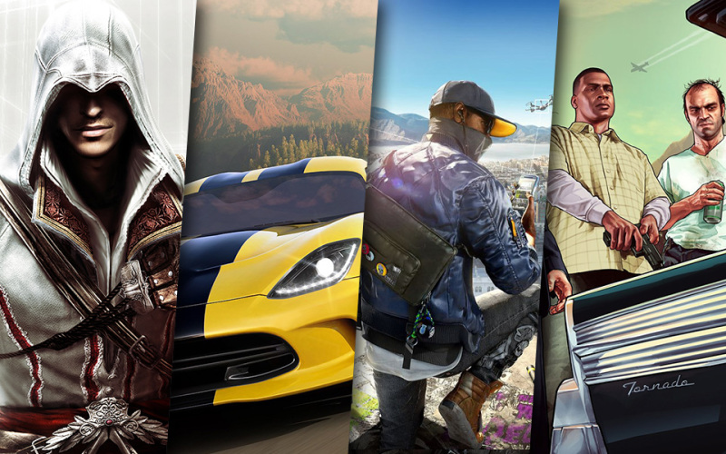 """過去十年,是開放世界游戲真正""""開放""""起來的十年"""